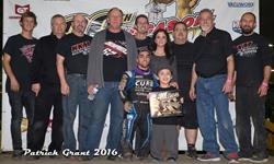 Rico Abreu Hits Pay Dirt on River Spirit