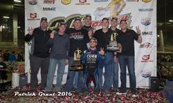 Rico Abreu Earns Back-to-Back Lucas Oil