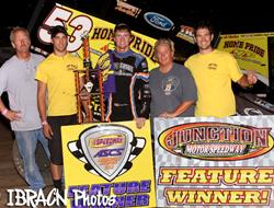 Dover Makes it Two in a Row with Midwest Victory at Junction