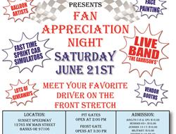 Fan Appreciation Night To Host Lots Of Activities