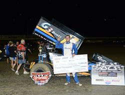 Channin Tankersley Plucks Another One With ASCS Gu