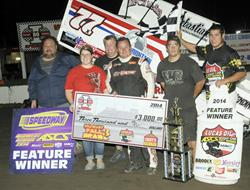 Wayne Johnson Dominates Fall Brawl III Opener at I