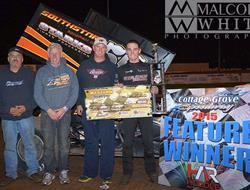 Trey Starks Wins Night #1 Of WST Spring Showdown