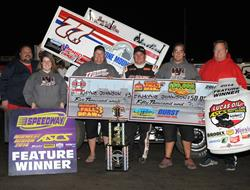 History Made: Wayne Johnson Sweeps the Midwest Fal