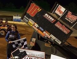 Morgan Turpen Notches First ASCS Southern Outlaw S