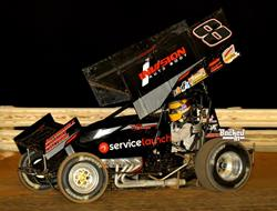Bob Ream, Jr. Tops ASCS Southwest at Arizona Speedway