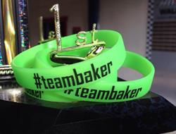 Last Weekend To Purchase #teambaker Bracelets At C