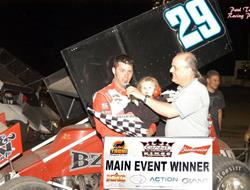 Kaeding Conquers ASCS SoCal at Kings!