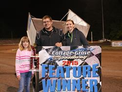 Barraza, Owen, And Maricle Earn Ladies Night Wins