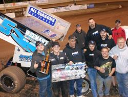 Dills Claims Cottage Grove Championship after Dominating Performance in Season Finale