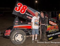 Cody Baker Returns To Victory Lane with Speedway M
