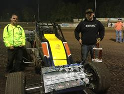 Kyle Miller Gets His Second NWWT 2015 Win At CGS