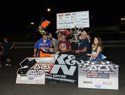 Michael Miller Triumphs In ASCS Gulf South/SOS Sho