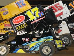 Sprint Car Spectacular at Saturday's Steve King Me