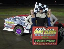 Wild Night For Grays Harbor Raceway Season Opener
