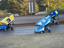 Alberding Wins First Night Of King Of The West Kar