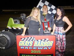 Romig, Sweatman, Anderson and Scouller Feature Win