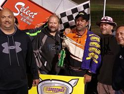 ASCS Warrior Victory Goes to Toby Chapman at U.S.
