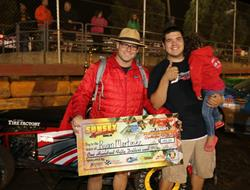 Ryan Martinez Earns Another Northwest Dwarf Car Crown