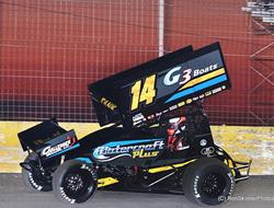 Tankersley Ends ASCS Gulf South Season with Podium