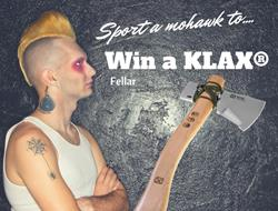 Klecker Knives Offering The Mohawk Challenge For B