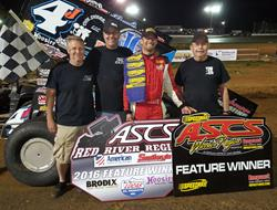 John Carney II Keeps Up Winning Ways With ASCS Red