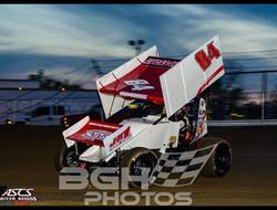 Hanks Maintains ASCS Red River Points Lead followi
