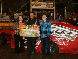 Carrell, P. Graham, Roden, LaBarge, Martinez, D. Owen SSP Championship Night Winners