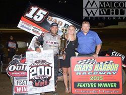 Donny Schatz Scores 200th Career World of Outlaws