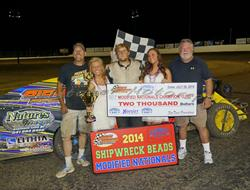 Nick Trenchard Wins 15th Annual Northwest Modified