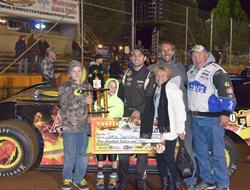 Joey Tanner Wins NELMS Season Opener At Banks
