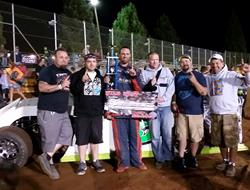 Williamson Collects Third Wild West Modified Shoot
