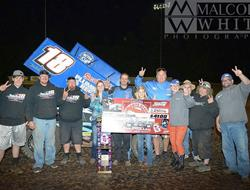 Jason Solwold Wins Marvin Smith Memorial Grove Cla