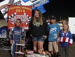 Despite Scorching Heat Rico Abreu Captures Victory