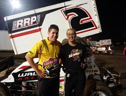 Walker Breaks Through with ASCS Sooner at Creek Co