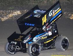 Tankersley Thinking Wins Entering ASCS Gulf South