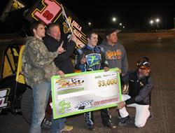 Brady Bacon Victorious in ASCS 305 Shootout