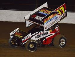 Josh Baughman Breaks Through at Bronco Raceway Par