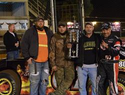 Dave Walters Wins First Career NELMS Victory At SS