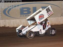 Kraig Kinser Returns To The Site Of His First Care