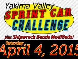 Purses Increase for Yakima Sprint Cars and Modifie