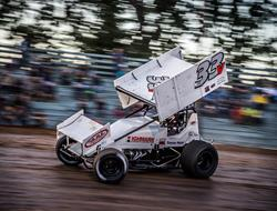 Van Dam Earns Two Top Fives during Marvin Smith Me
