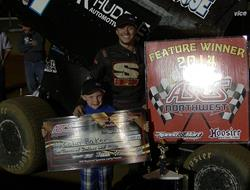 Colin Baker Gets Big Win At Coos Bay Speedway For