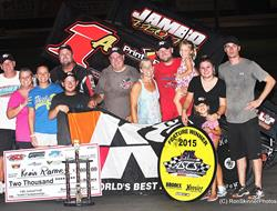 Kevin Ramey Back On Top Following ASCS Gulf South