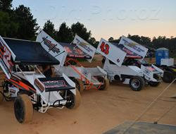Alabama/Georgia Showdown Next for Lucas Oil ASCS S