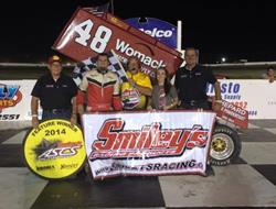 Jake Martens Steals Lubbock Loot with ASCS Lone St