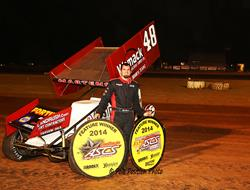 Jake Martens Tops ASCS Regional Showdown at Lawton