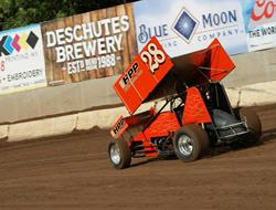 Cottage Grove Speedway Back For $1,000 Clark Print