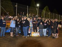 Winebarger, Catalano, Schave, Tow Jr., And Batalgia Score SSP Season Opener Victories