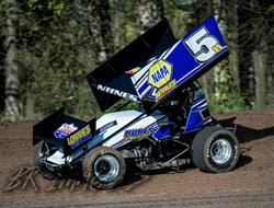 Nunes To Run Select Speedweek Northwest Events But